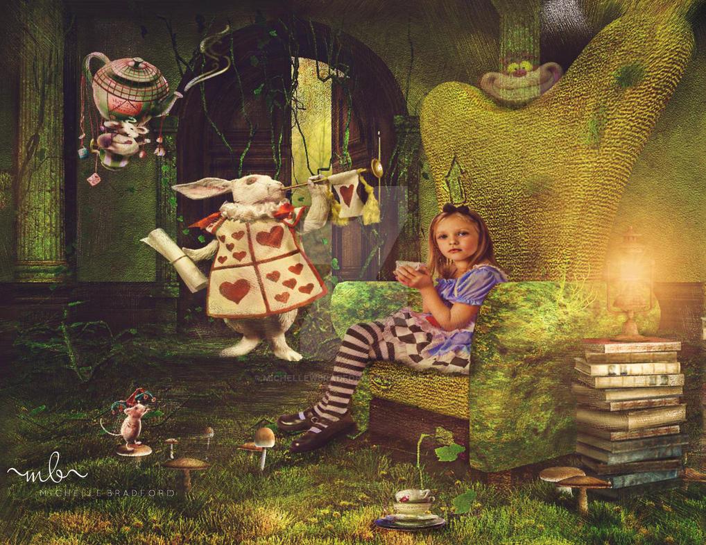 Wonderful Wonderland by MichellewBradford