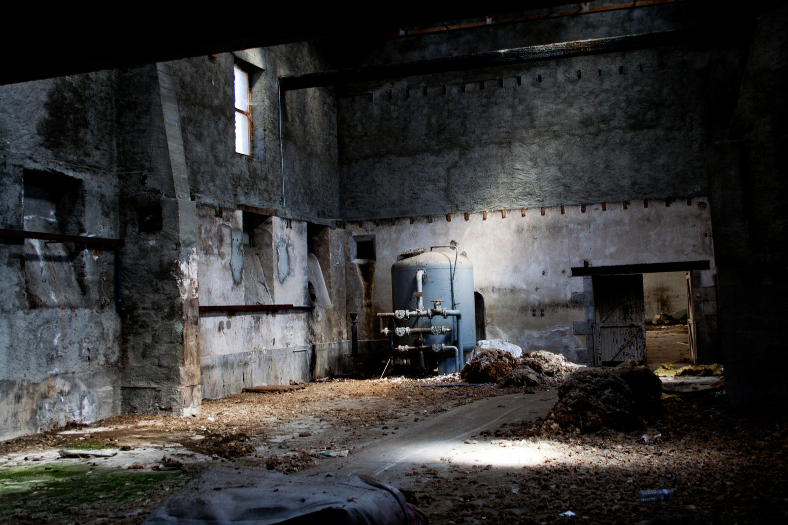 Old Glove Factory Hall By Fledervlad On Deviantart