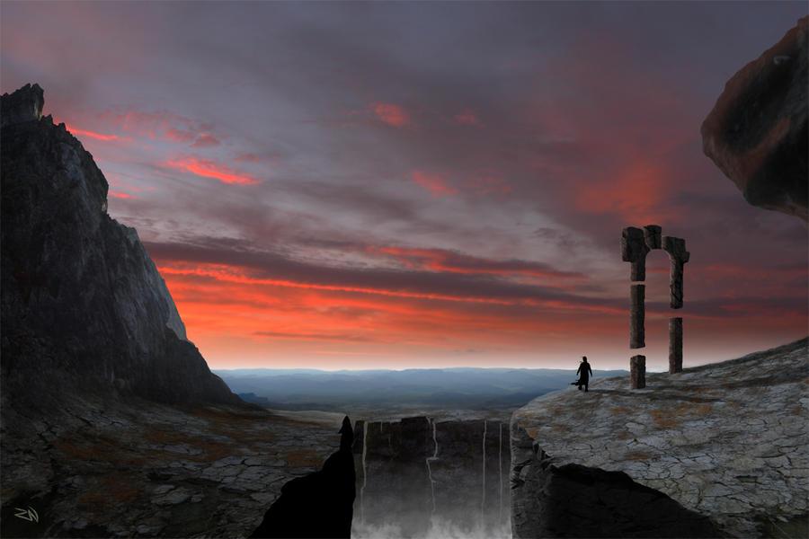 To Jotunheim by fledervlad