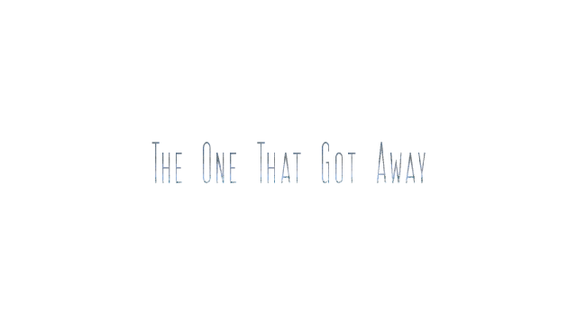 The One That Got Away Logo by BuzzNBen