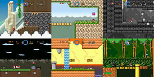 Super Mario Bros Doomsday Screenshots (March 2015)