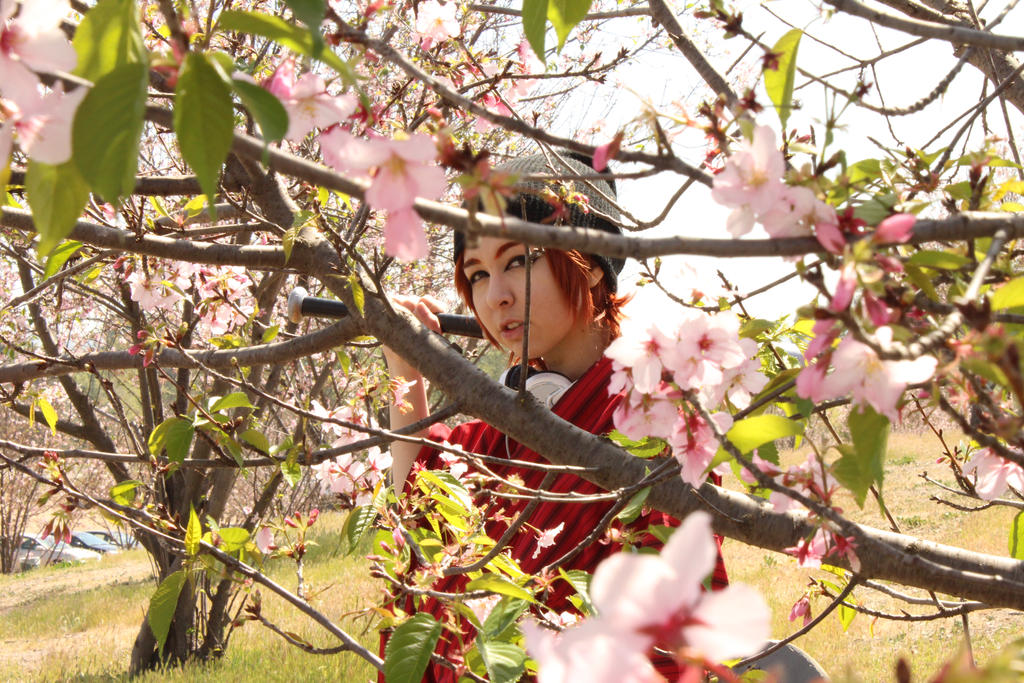 [K]: Beautiful Blossom by InuKid