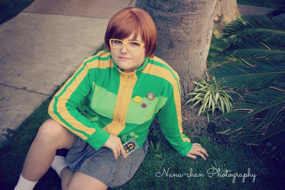 Persona 4: Chie Satonaka by InuKid