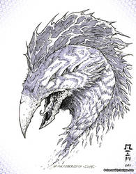 Inktober 2017 #09 by che-rigas