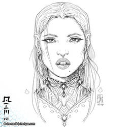 sketch 2017-130 by che-rigas