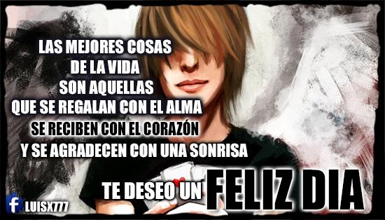 Feliz DIA by luisx777