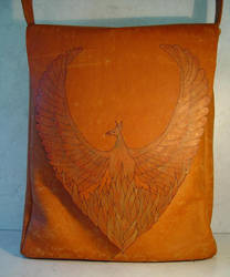 Phoenix Bag by StephaniePride