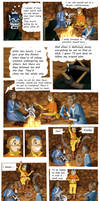 Avatar: Bringing Out the Blue Fancomic page 9