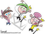 The Fairly OddParents Vector
