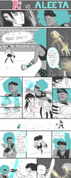 Tumblr Rumblr: Round 1 by Nomnomroko
