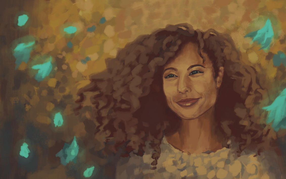 Corinne Bailey Rae by pista9