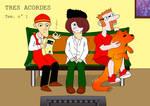 Tres Acordes - Temporada 1 by GarfieldXRabbid