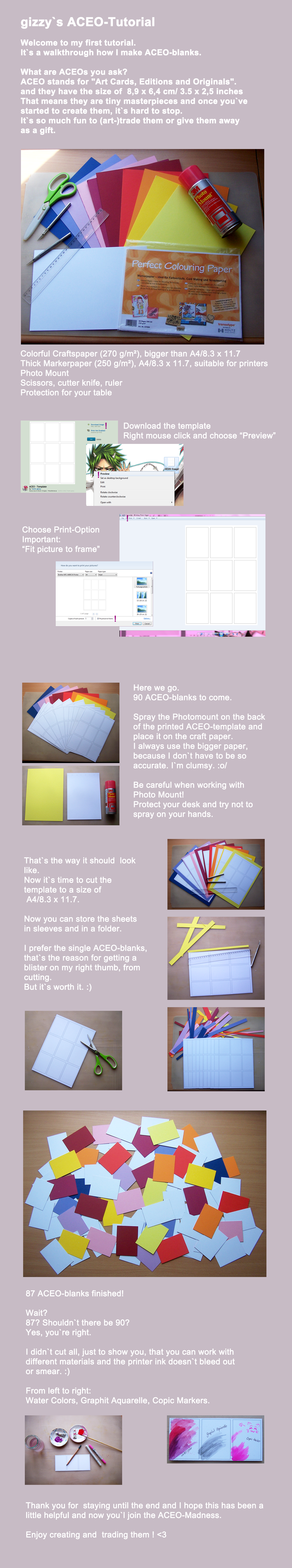 ACEO-Blanks Tutorial by pink-gizzy