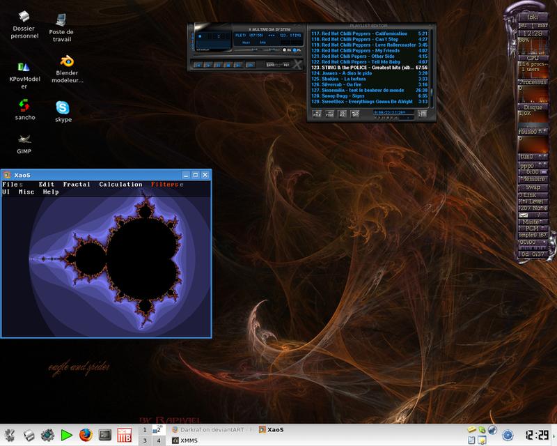 Desktop Screenshot by Darkraf
