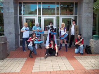 Here We Are - YuGiOh Group by Angelic-Nirvana