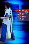 White Tiger - Rei Kon