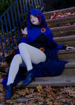Lady of Darkness (Raven - Teen Titans)