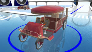 Steam Car MMD Accessory by Gadgeteer61
