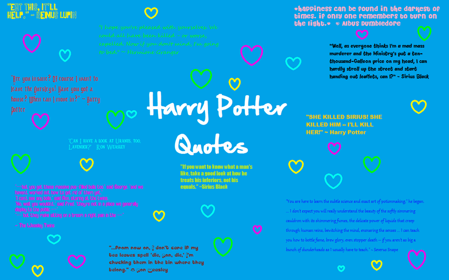 Pincers Harry Potter Harry Potter Quotes by