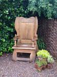 Garden chair from East Riddlesdon Hall JPG by superlibbie