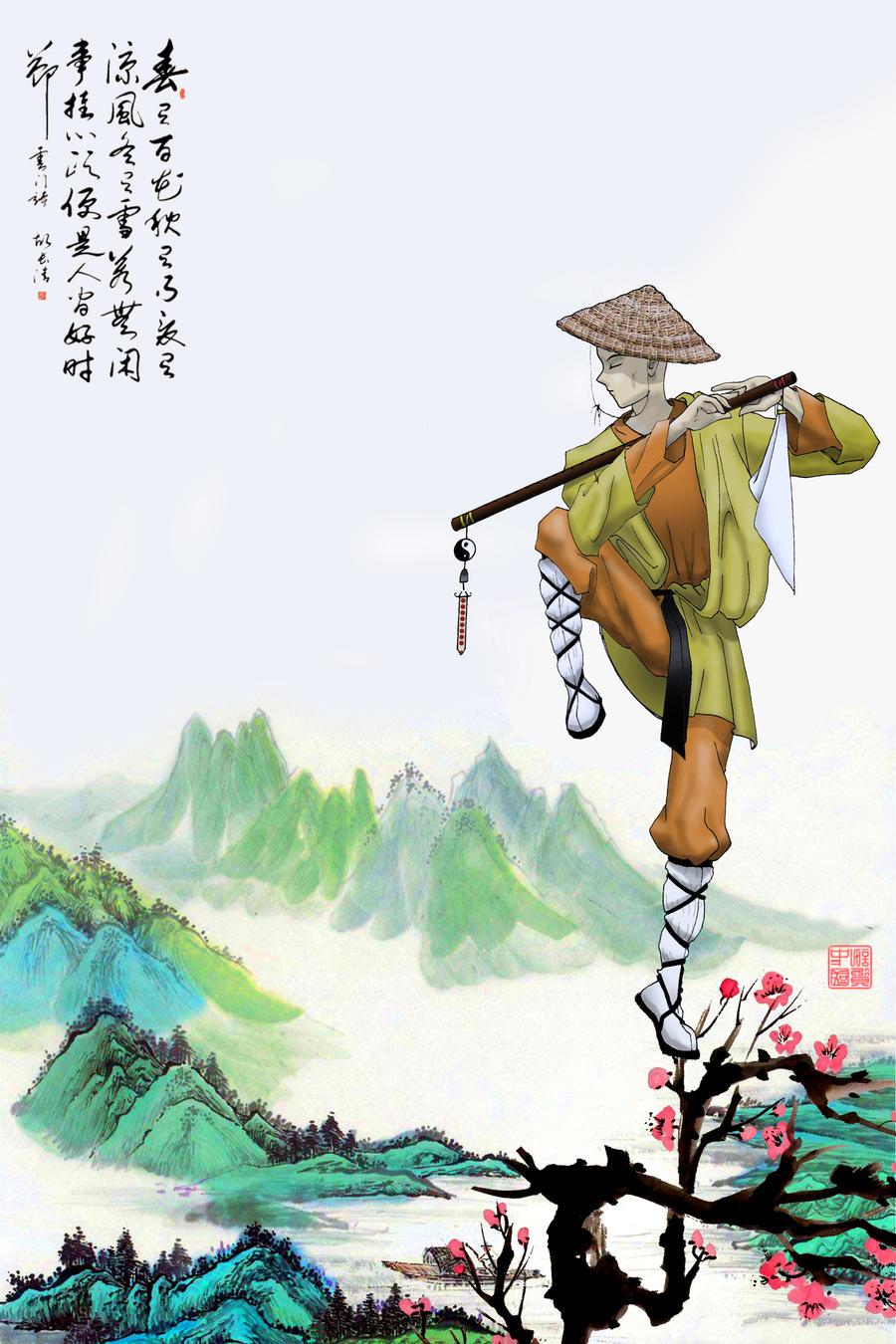 Aang Li, el Salubri by faust-vanderhaydn