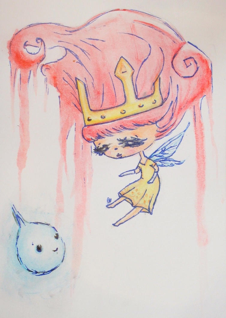 Child Of Light by robotic-cupcake