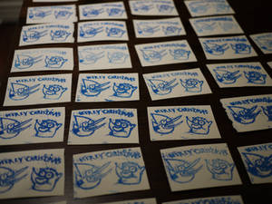 Regular Show Gift Tags