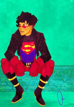 Kon in all his 90's glory