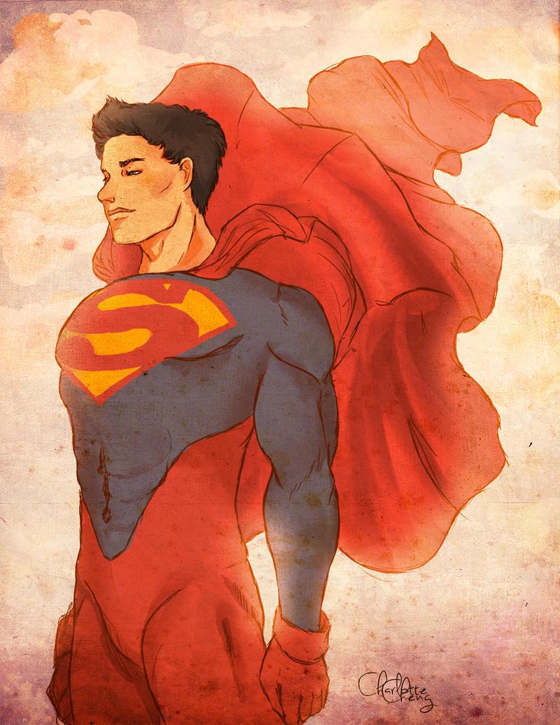 Superboy: Superman
