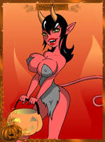 Halloween 2009 2 by dinohunterx