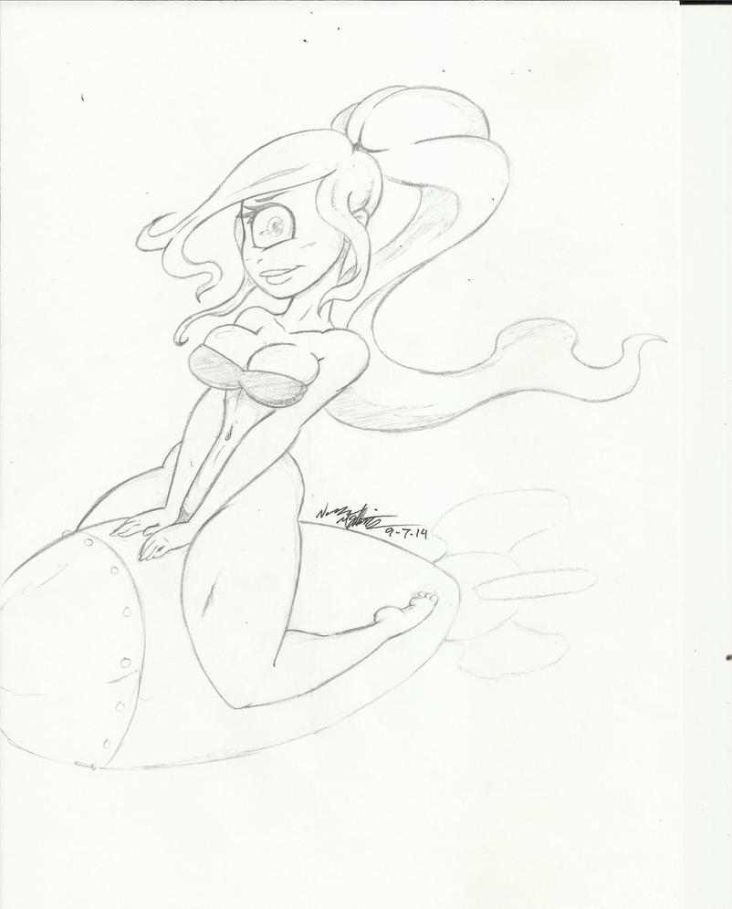 Leela1 by dinohunterx
