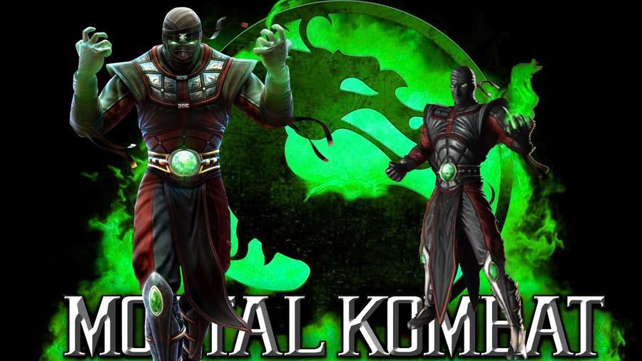 Mortal Kombat Ermac Wallpaper 82849 Loadtve