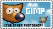 GIMP Stamp by Elegant-Rose