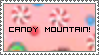 Candy Mountain Stamp by Elegant-Rose