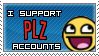 Plz accounts stamp by Elegant-Rose