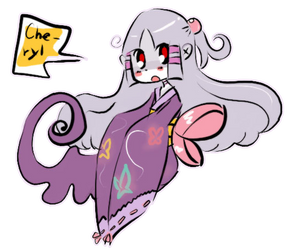 Boo by magicow