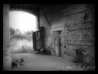 Il cortile by Ecathe