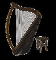 harp 04 by Ecathe