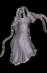 Nynph dress stock 02 by Ecathe