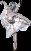 Ballerina stock by Ecathe