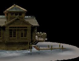 River cottage abandoned 02