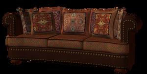 Furniture 01 divano stock
