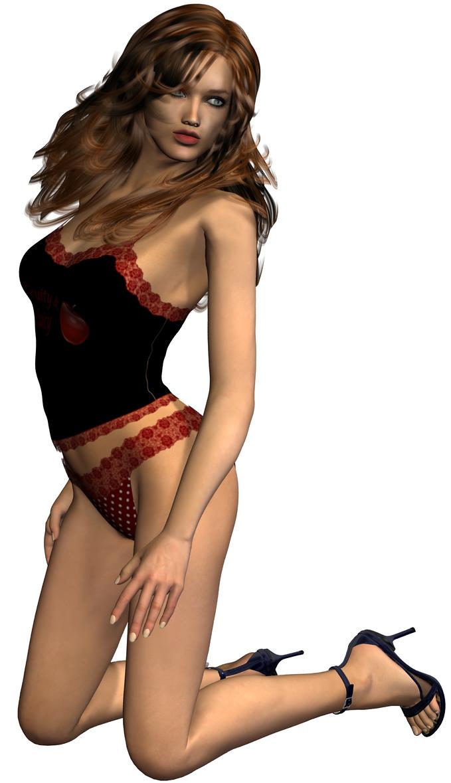 Chica latina sexy dance hot 6