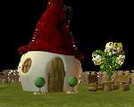 Elf Fairy house 03