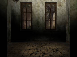 abandoned room 027 by Ecathe