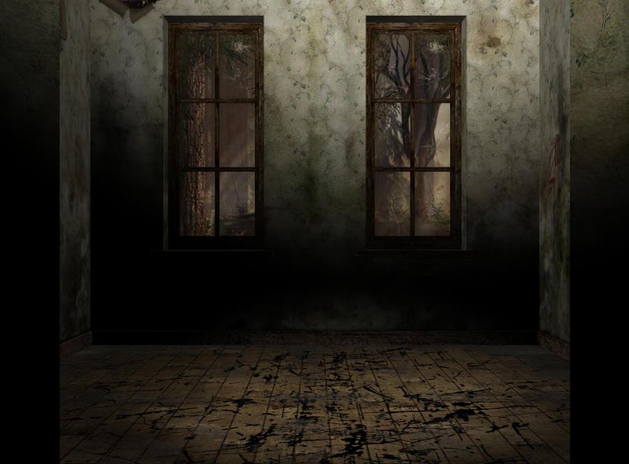 abandoned room 027