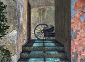Background room stock 02 by Ecathe