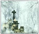 Winter spirit wallpaper