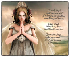Angel Prayer for a child