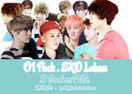 [PNG] 01Pack EXO Luhan
